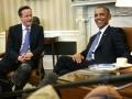 Barack Obama says David…